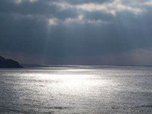 cuento camino del mar